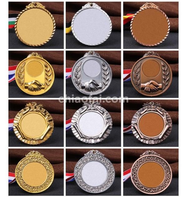 掛帶金銀銅獎牌(其他款式)2