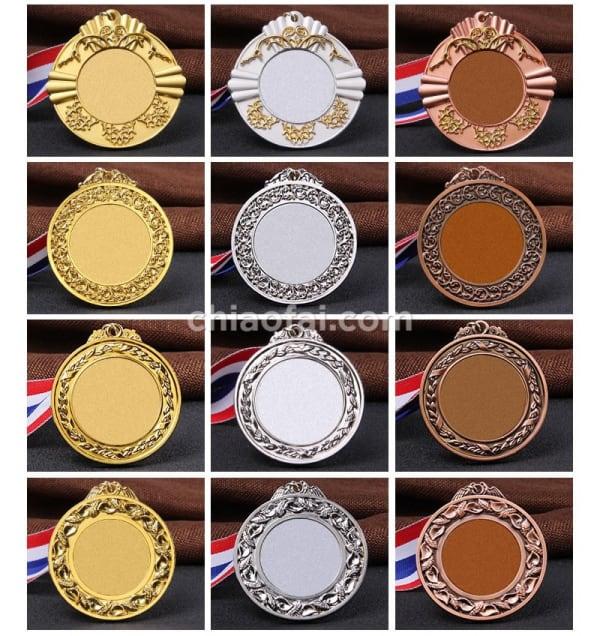 掛帶金銀銅獎牌(其他款式)4