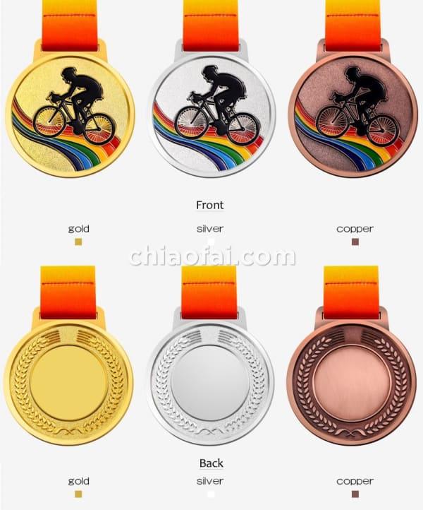單車獎牌3