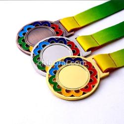彩色花邊獎牌 (2)