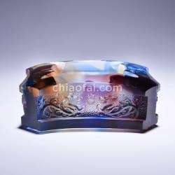 龍紋煙灰缸3