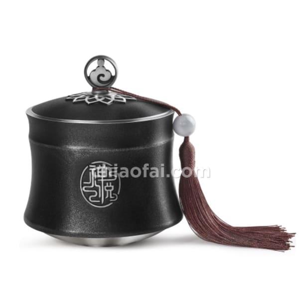 禪悅 茶葉罐