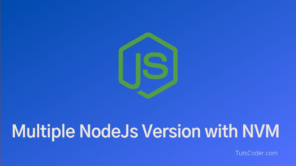 How to use multiple node version