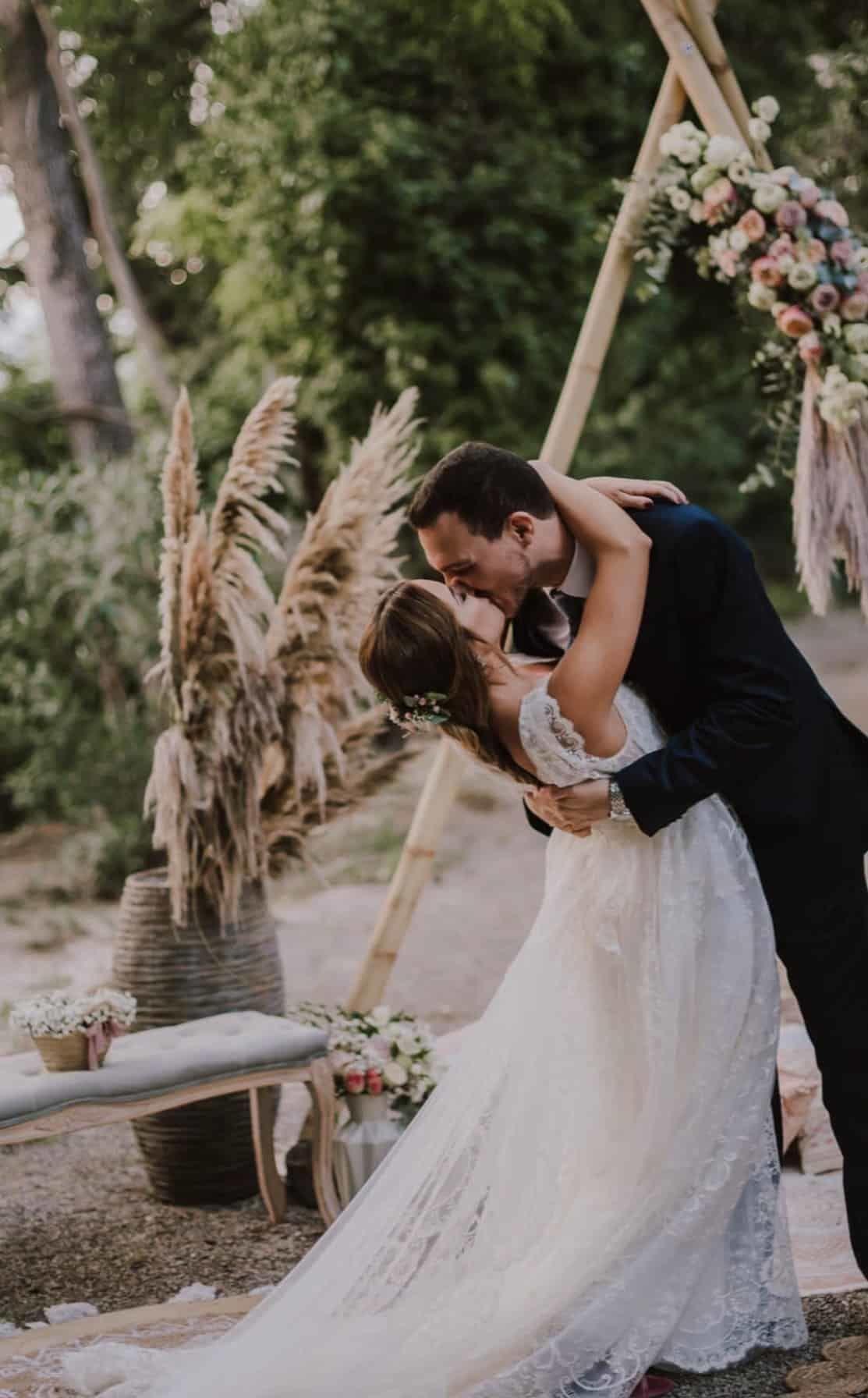 la novia perfecta con nuestro vestido atelier en valencia