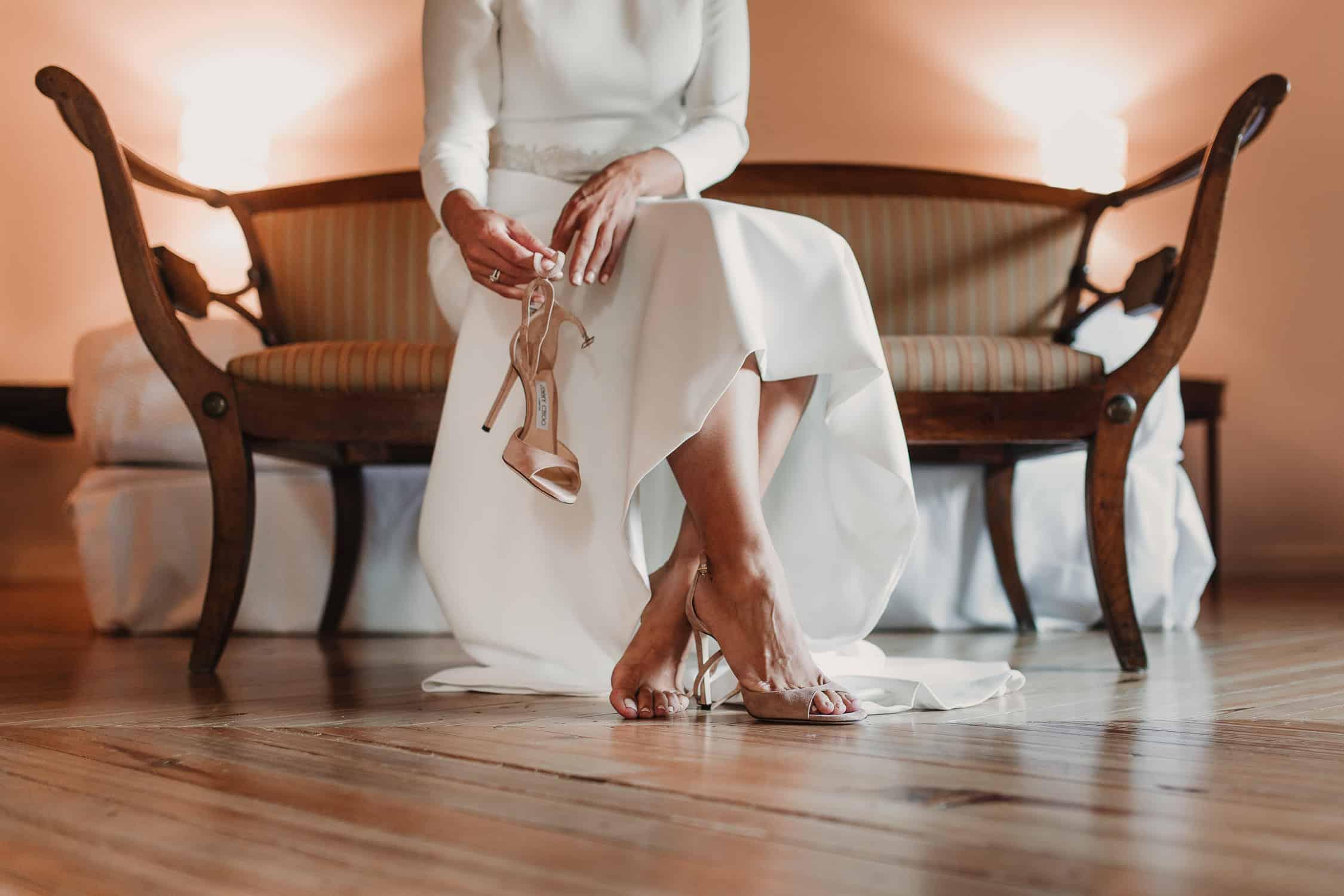 zapatos de novia atelier
