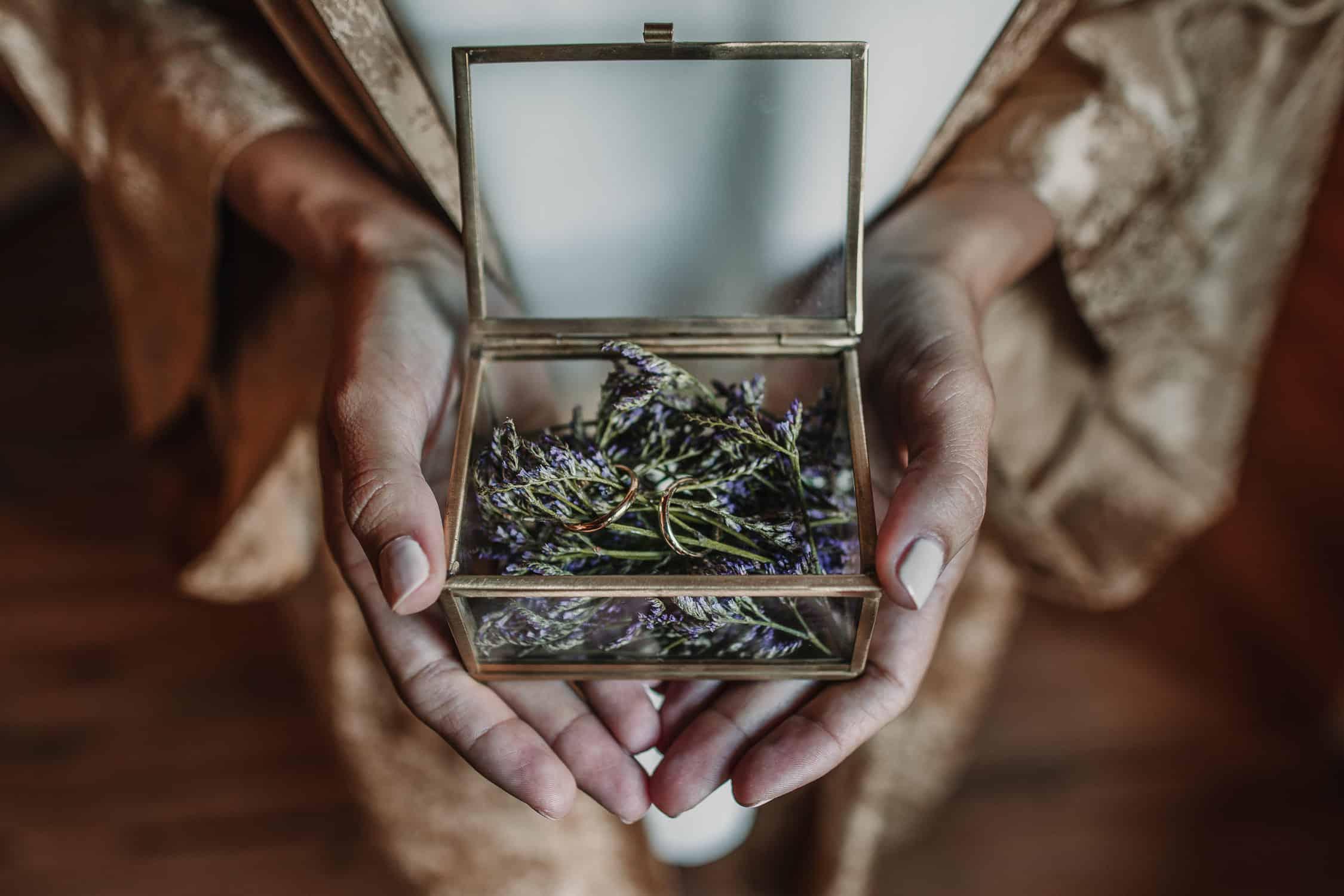 anillos de novia atelier