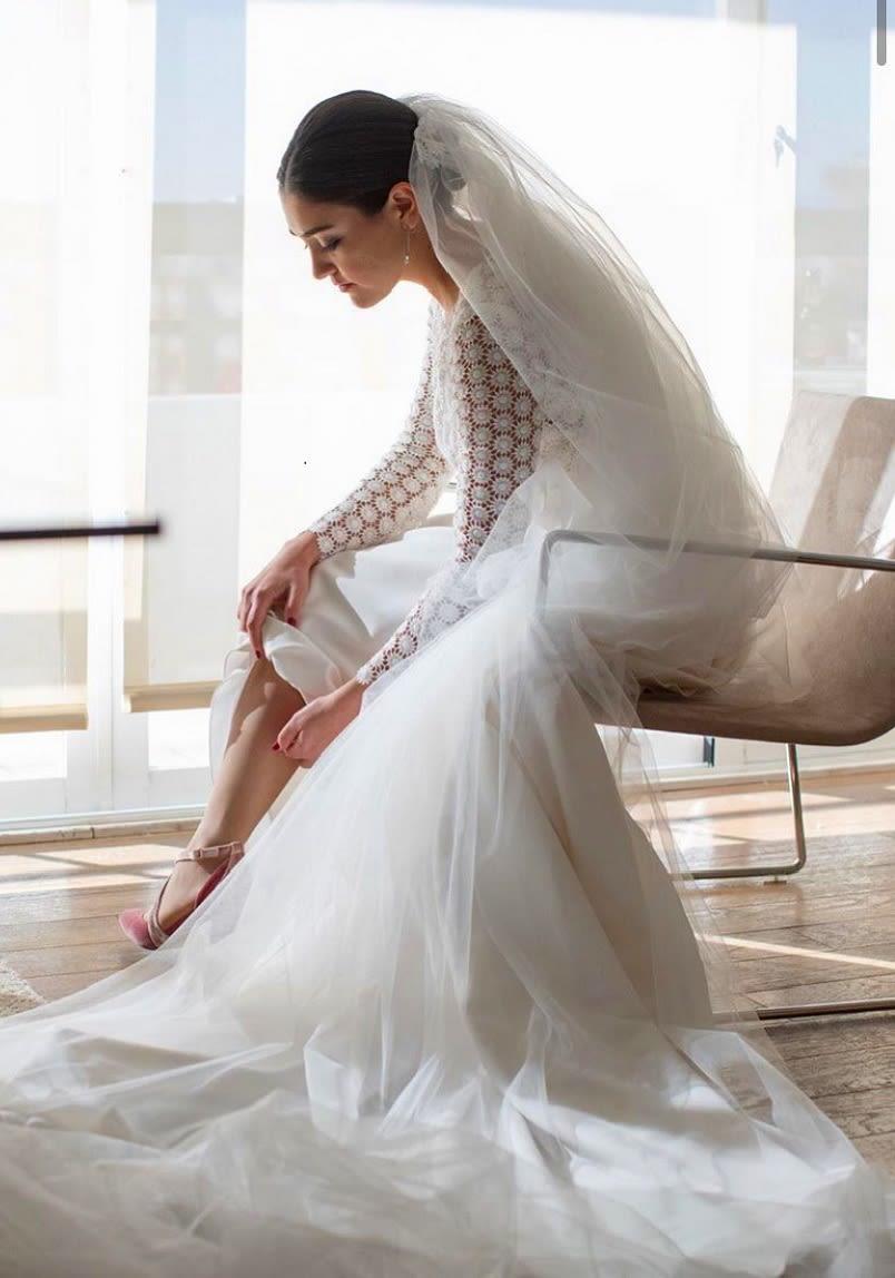 vestido de novia atelier