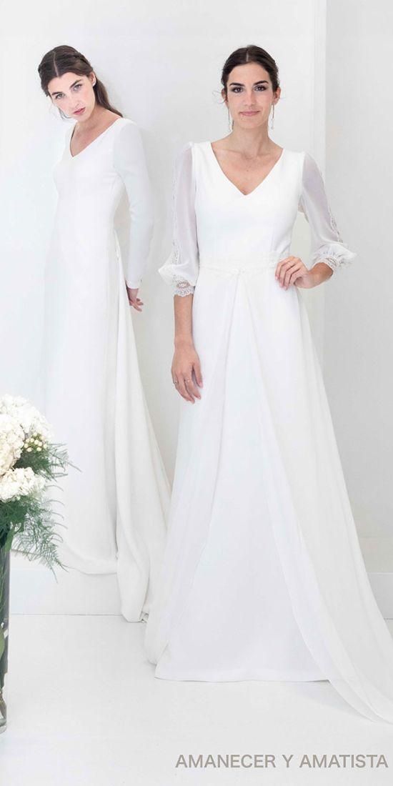 vestido novia fiancee valencia