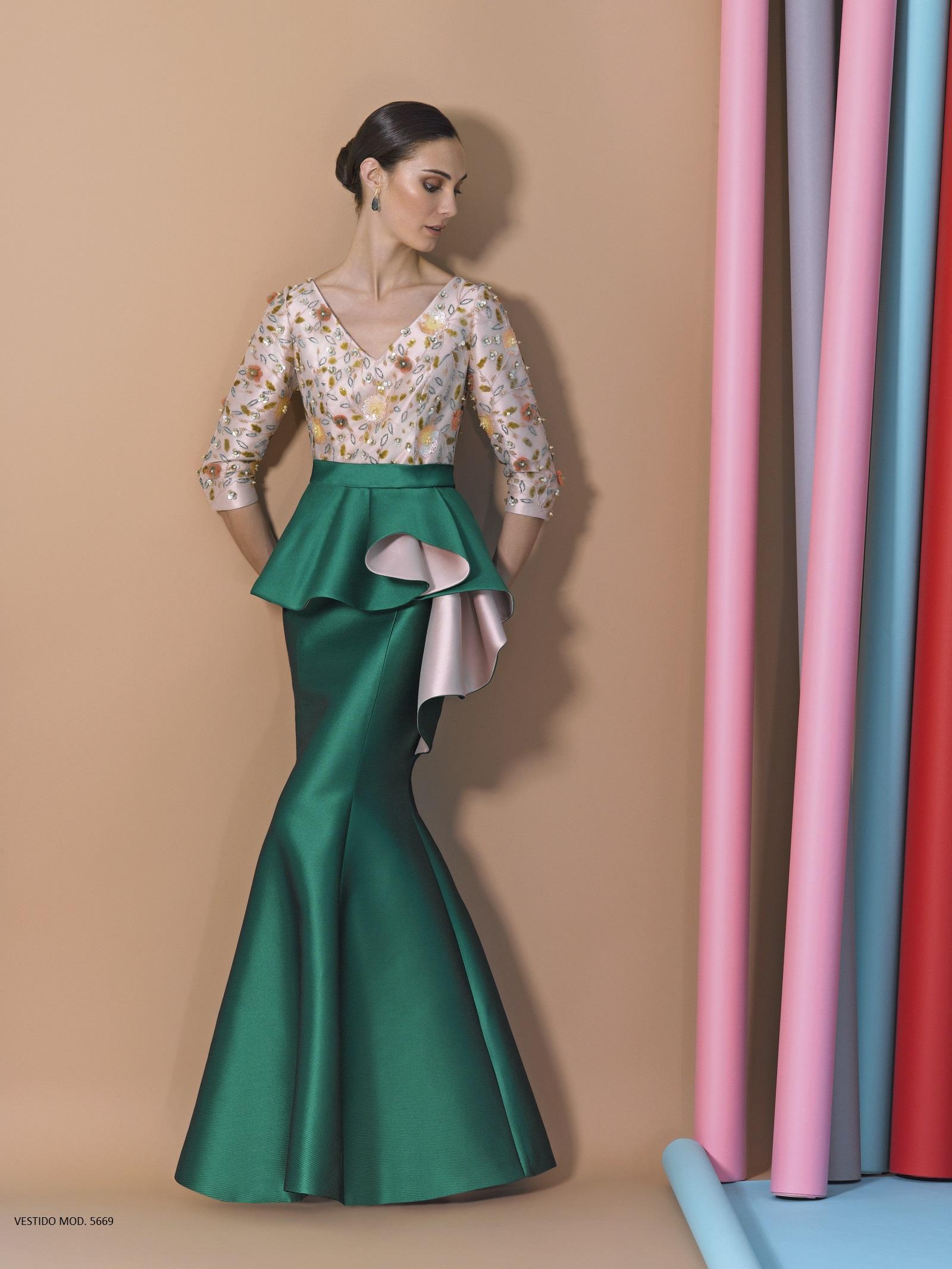 78ea8a4482 Vestidos de Fiesta y Madrina Valencia - Rosas Rosa