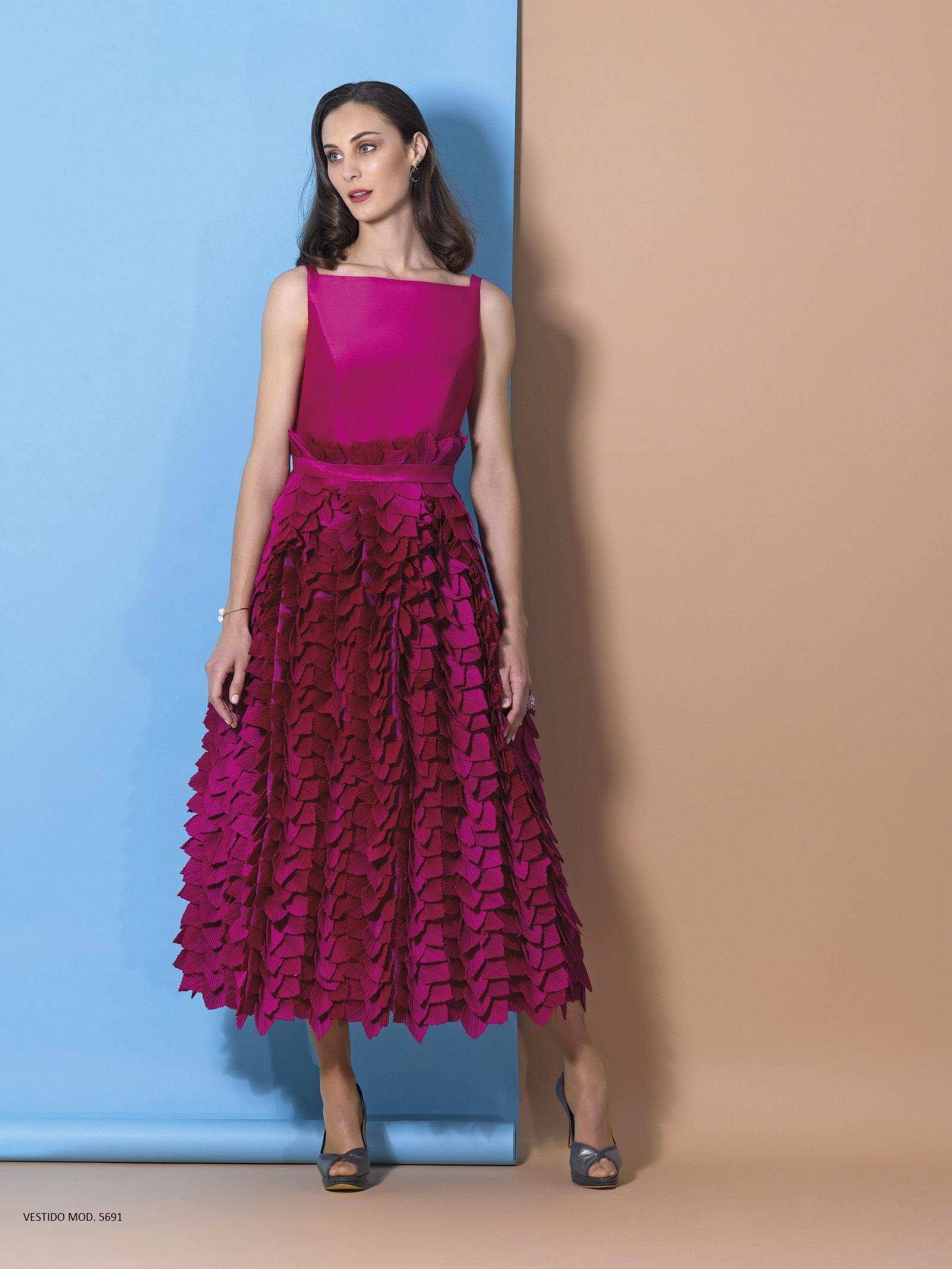 Vestidos de fiesta en rosa