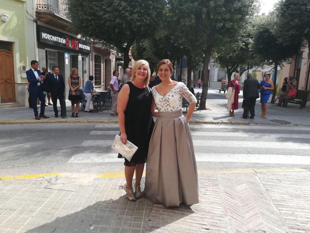 Vestidos de novia para una boda de plata