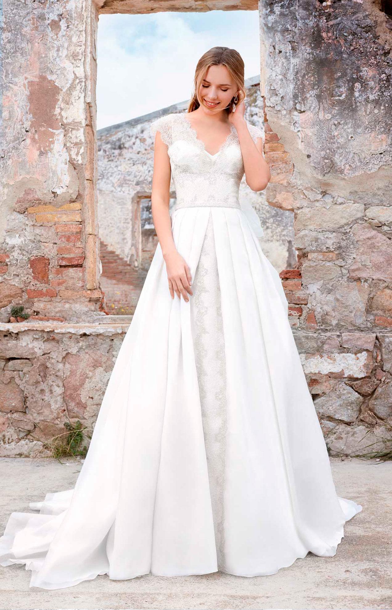 Tiendas vestidos boda valencia