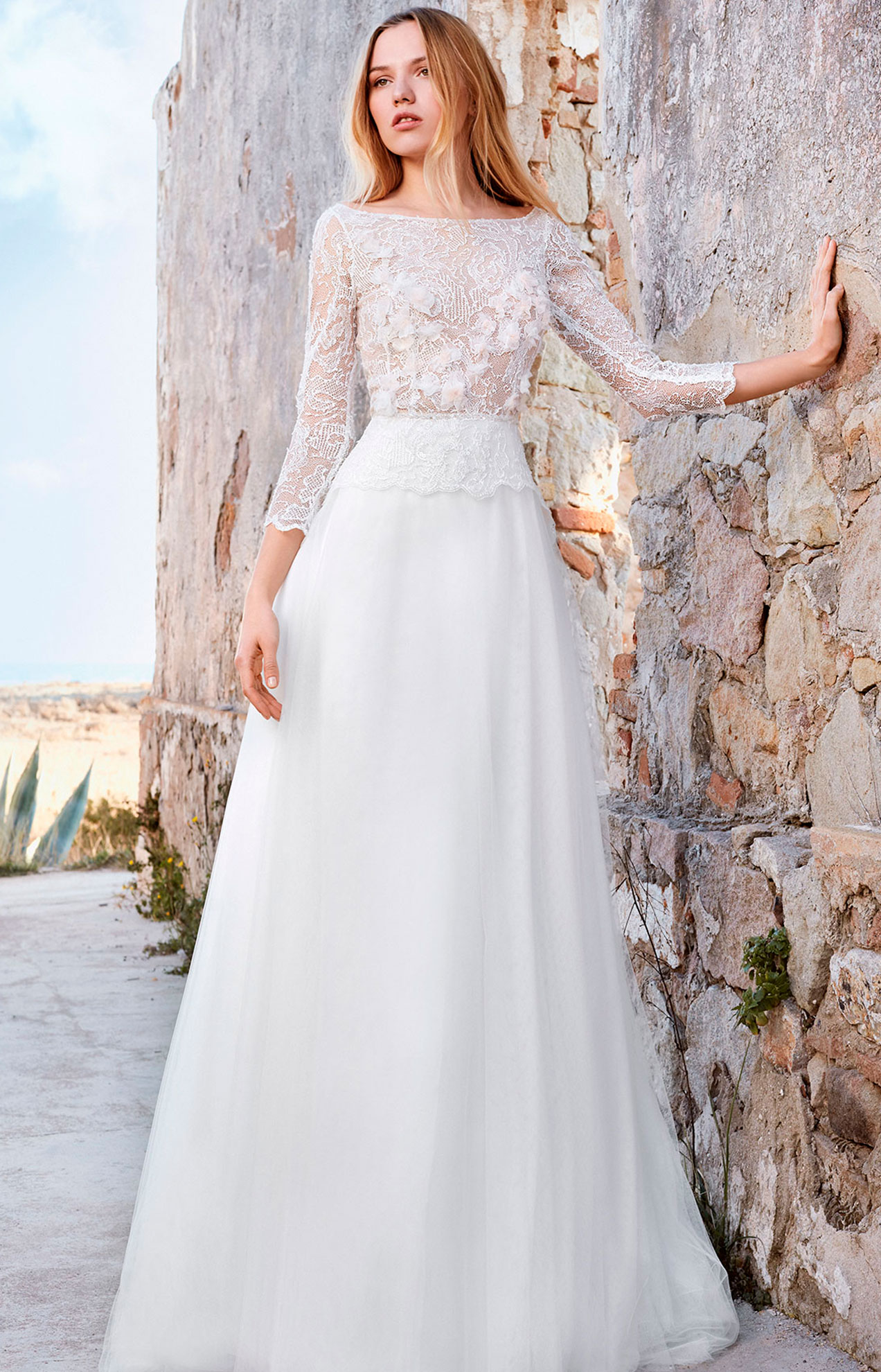 Vestidos fiesta novia valencia