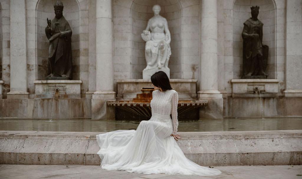 liquidacion vestidos novia