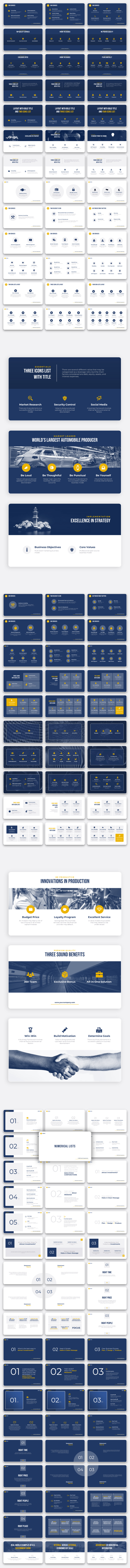 Corporate - Premium PowerPoint Template for Business - 8