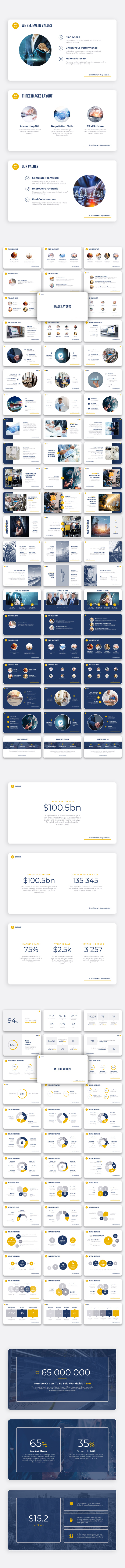 Corporate - Premium PowerPoint Template for Business - 9
