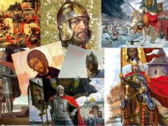 «Александр Невский - великое имя России»