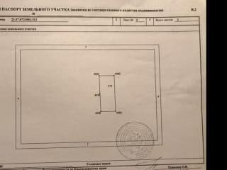 Участок 1.7 га (СНТ, ДНП)