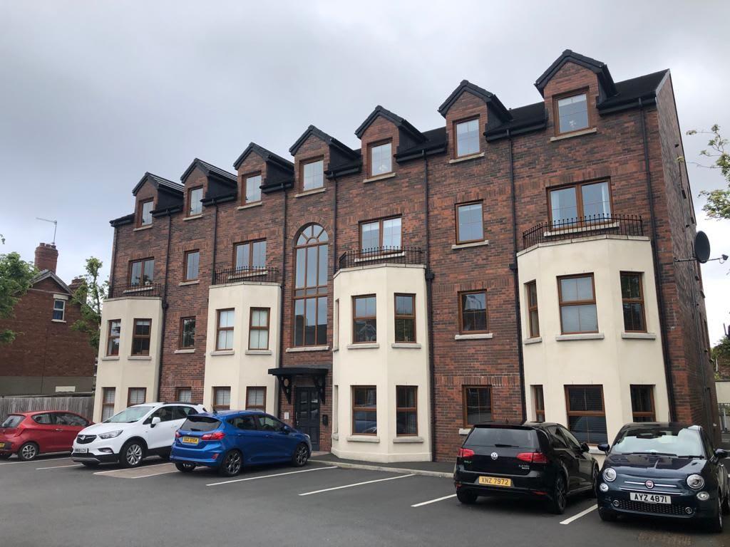 Apartment 1, 120 Upper Newtownards Road, Belfast, BT4 3EQ