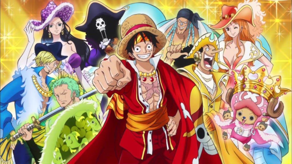 Anime - One Piece