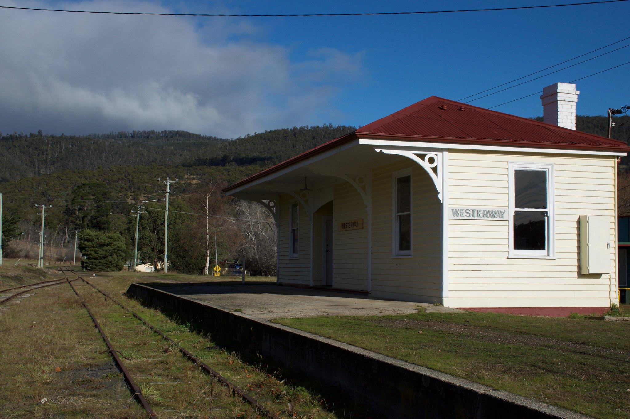 Westerway Station