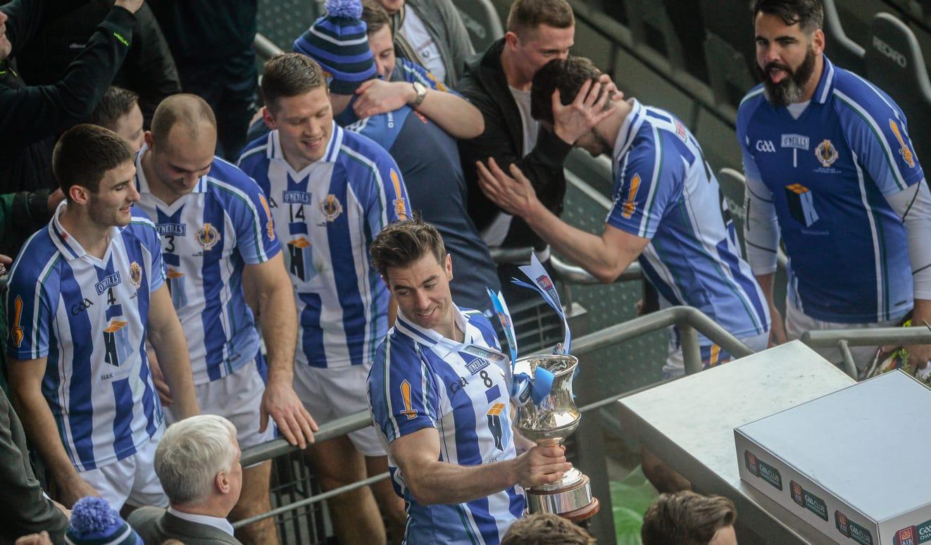 Ballyboden St Enda's won the AIB All Ireland Club Football title in 2016.