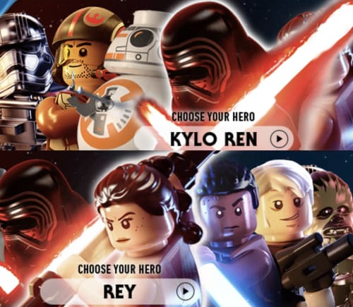 Lego Ps4 Star Wars