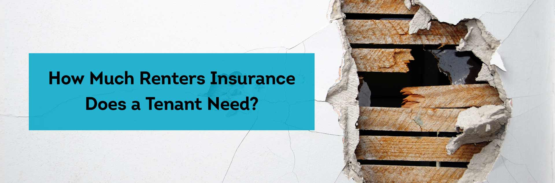 how much renters insurance should be required?