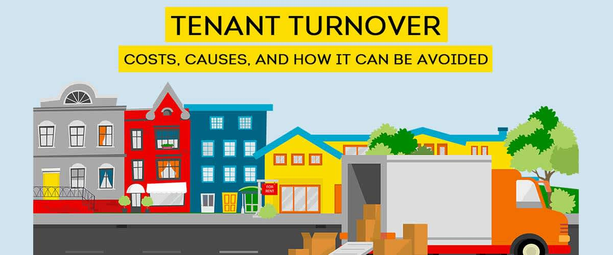what landlords need to know about renter turnover