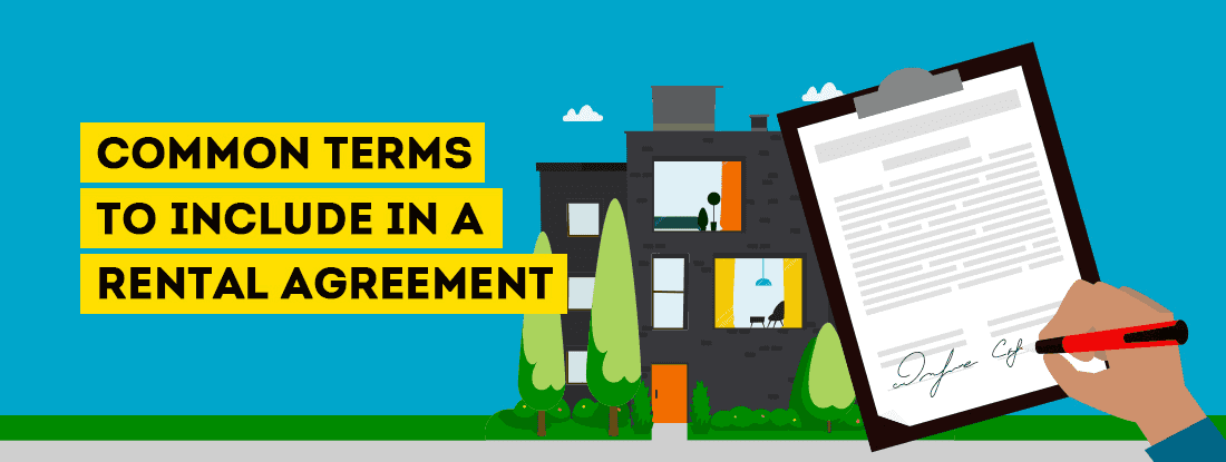 rental agreement terms