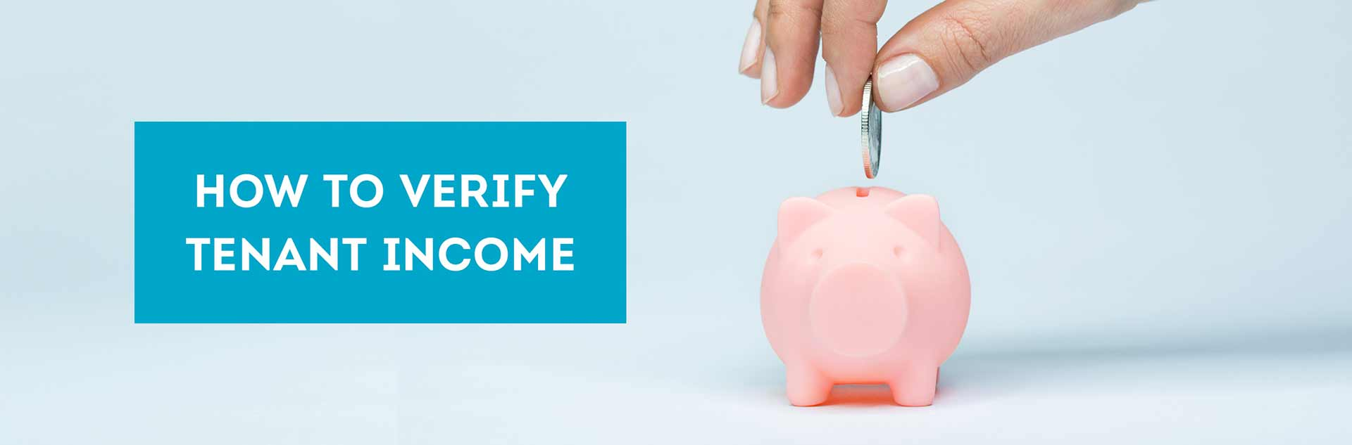 how to verify renter income