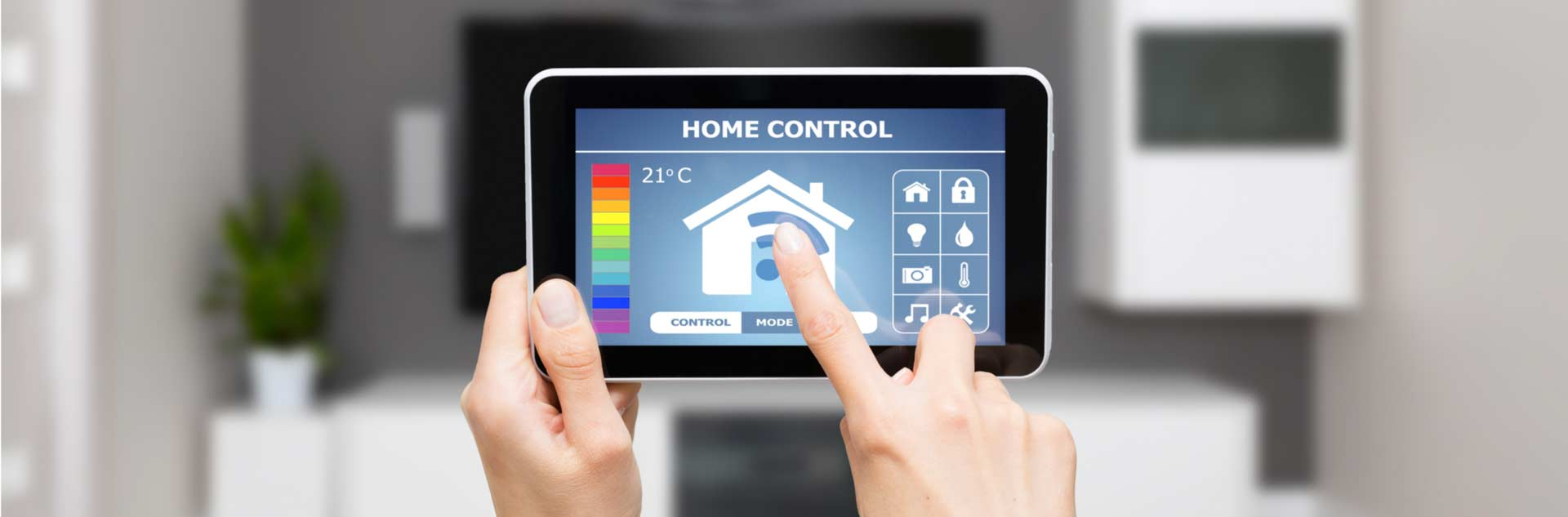 implementing smart home technology into a rental property