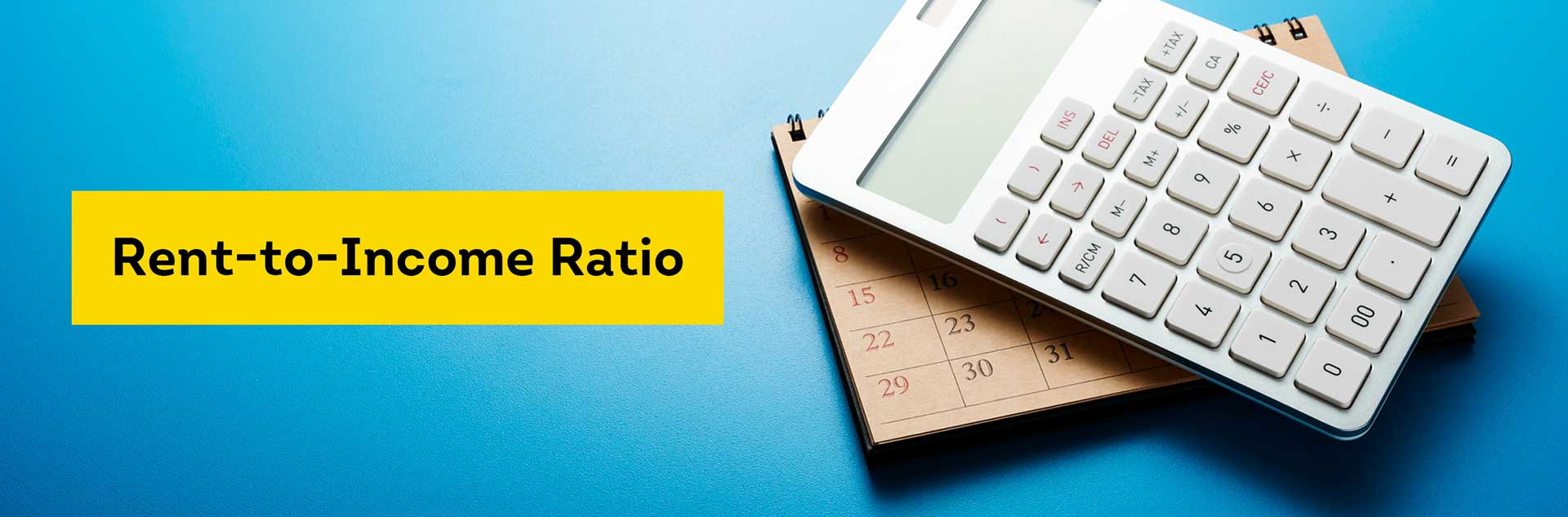 rent to income ratio calculation