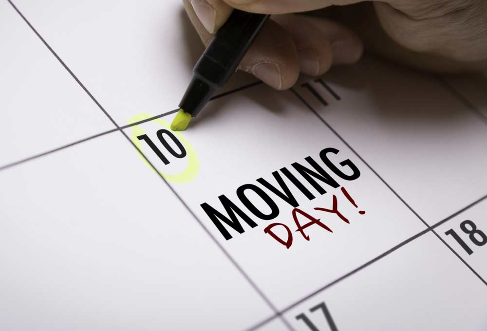 Tenant move-in time flexibility can be a warning sign