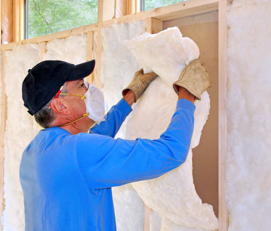 proper insulation can dampen noise
