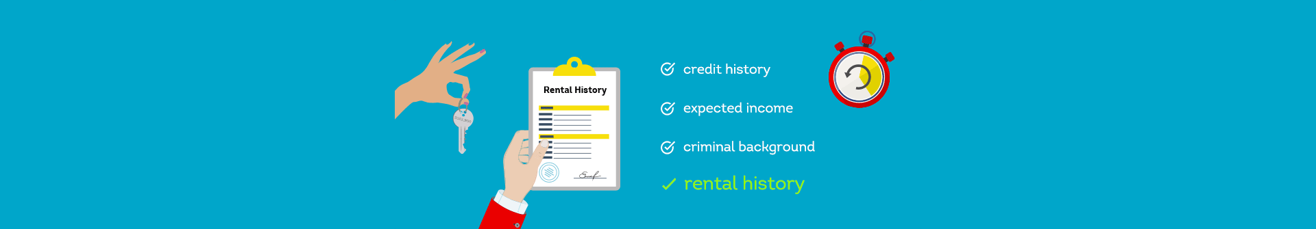 rental history verification
