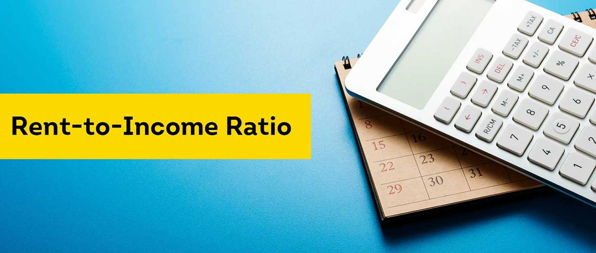 Rent to income ratio and why it matters