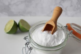 baking soda for natural deodorant