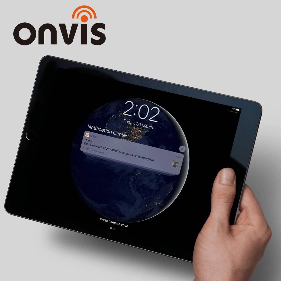 ONVIS Kamera z Homekit Secure Video