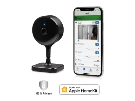 Eve Cam z HomeKit Secure Video