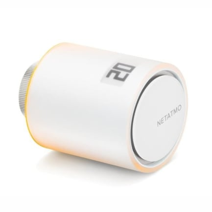 Termostat Valve – NETATMO HOMEKIT