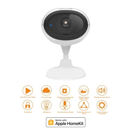 ONVIS Kamera z Homekit Secure Video Zestaw