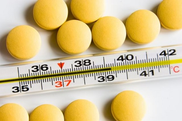 Як збити температуру вагітній жінці
