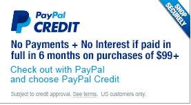 PayPalFinancing