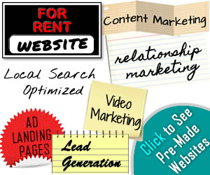 Web Publishing and Marketing