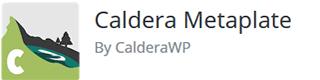 Caldera Forms Metaplate