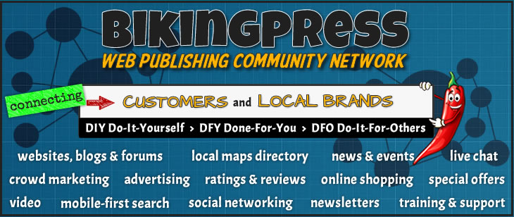 Web Publishing Community Network