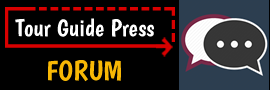 Tour Guide Press Forums