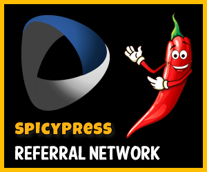 Spicypress referral rewards