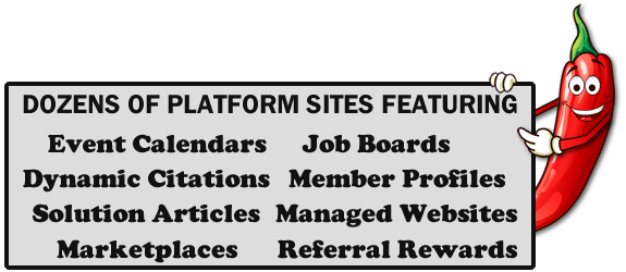 SpicyPress Platforms